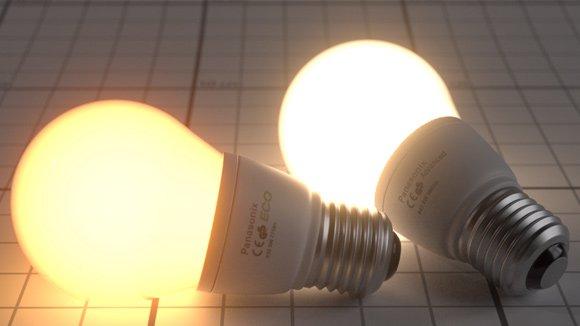 Lichtweber Glühbirnen
